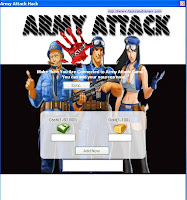 Army Attack Cheats Tool