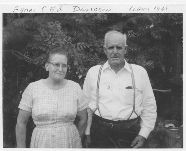 Amasa's  family 1961 Laggon