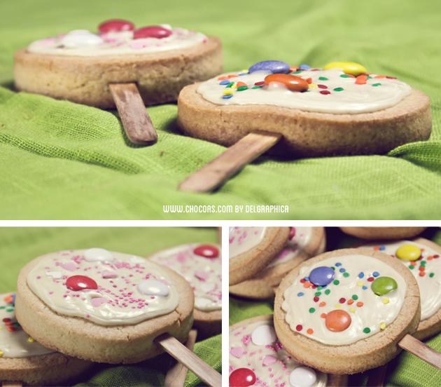 galletas palo merienda niños