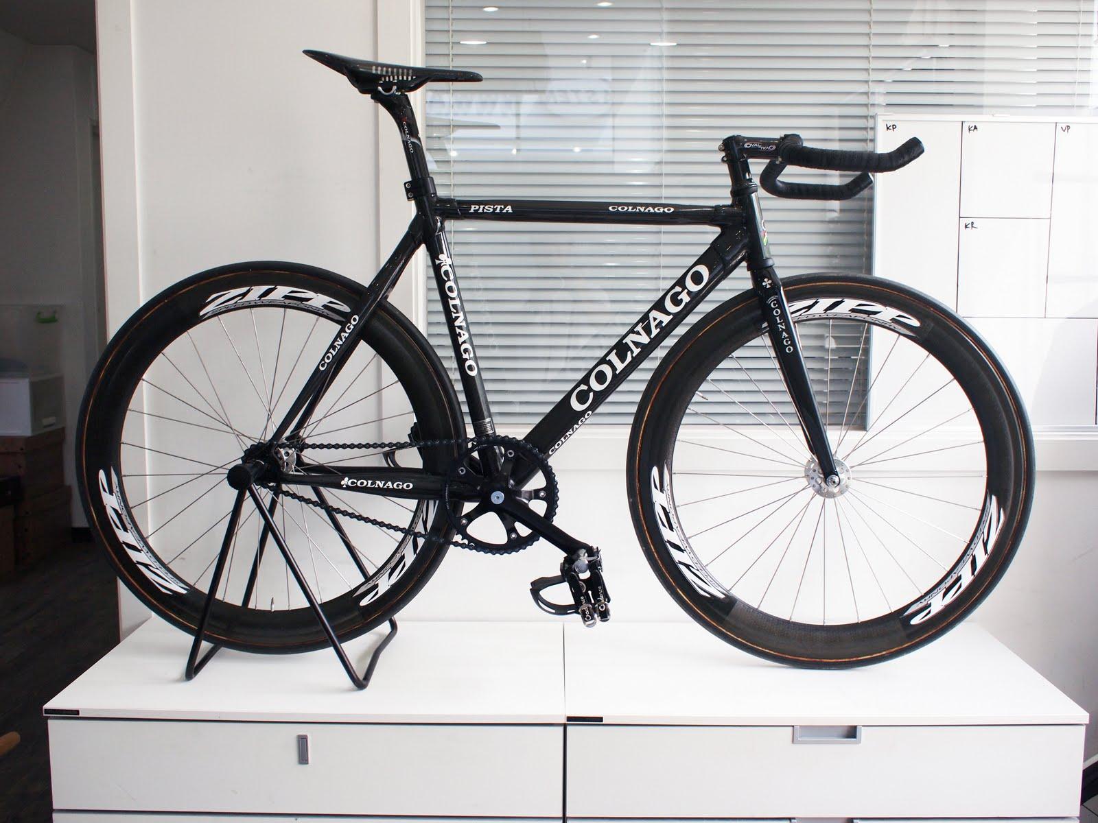 nico\'s flying bikes: My Colnago bikes...