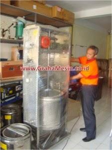 mesin pengolah dodol