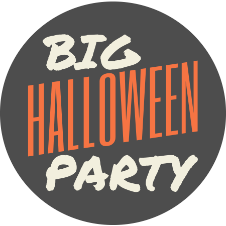 Big Halloween Party emoticon