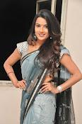 Jyothi seth sizzling saree photos-thumbnail-16