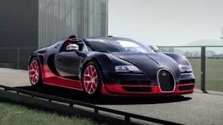 Fenomena Mobil Tercepat di Dunia