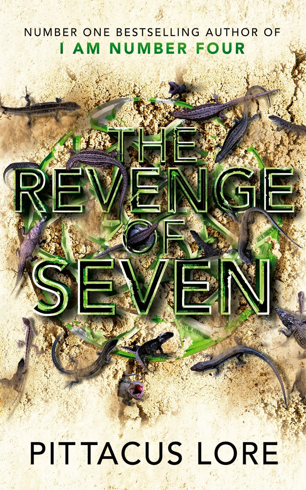 What A Nerd Wants: Link Download: The Revenge Of Seven By Pittacus Lore