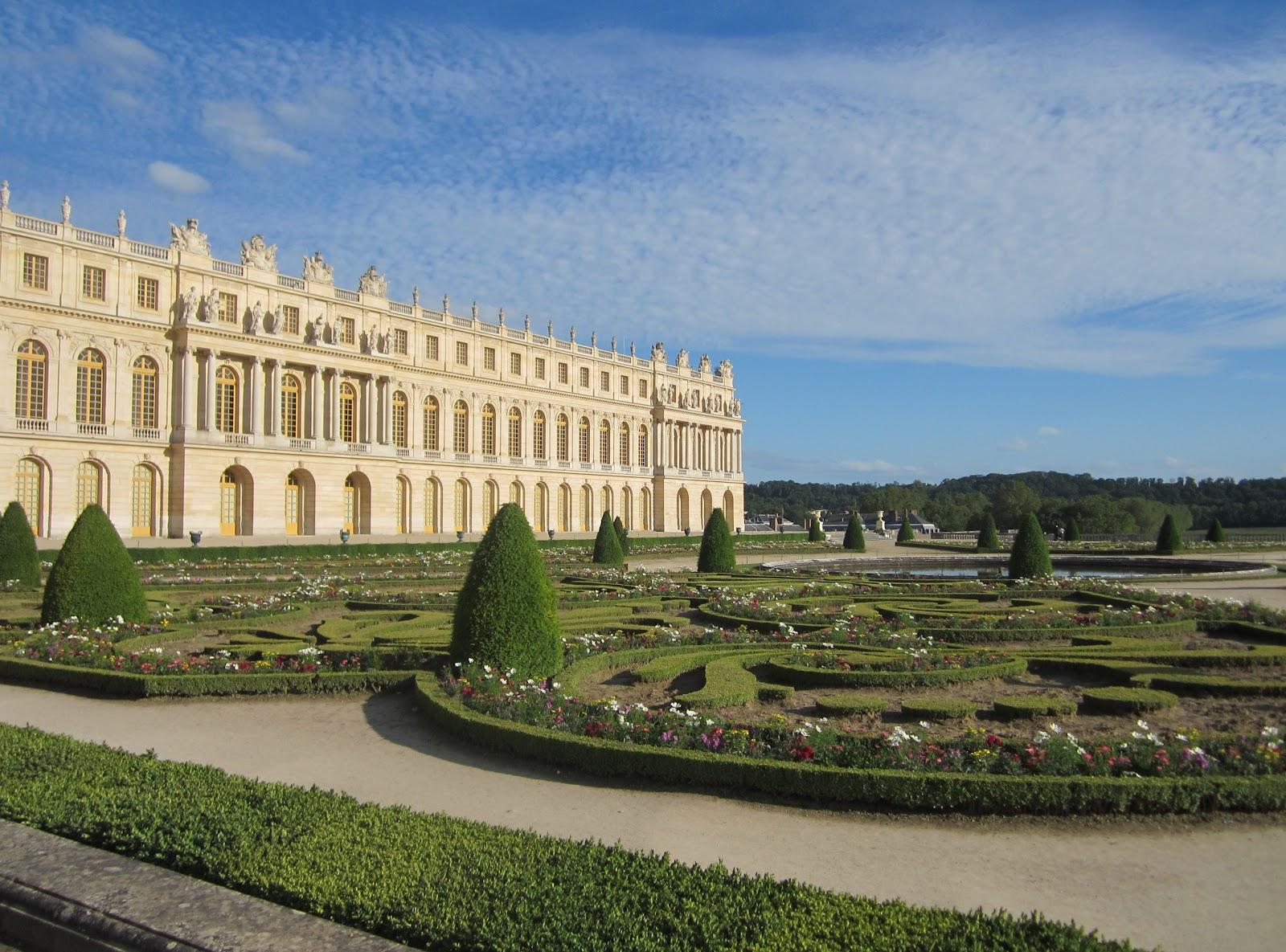 Images des jardins du chateau de versailles - Jardin du chateau de versailles gratuit ...