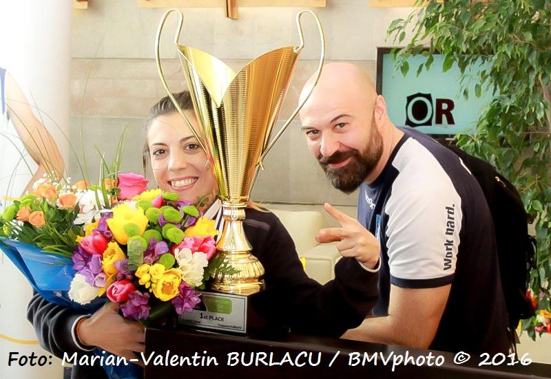 VOLEI / CHALLENGE CUP 2015/2016: CSM Bucuresti a adus acasa trofeul cucerit in Turcia (IV)