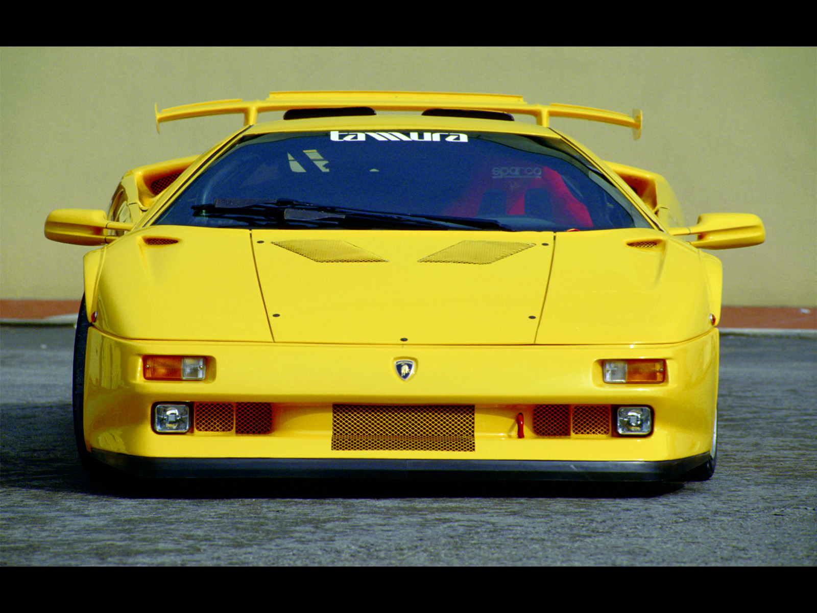 Hd Car Wallpapers Lamborghini Diablo