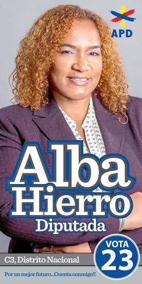 ALBA HIERRO