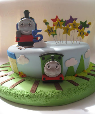torta de niño