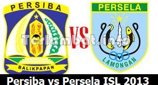 Persiba VS Persela ISL 2013