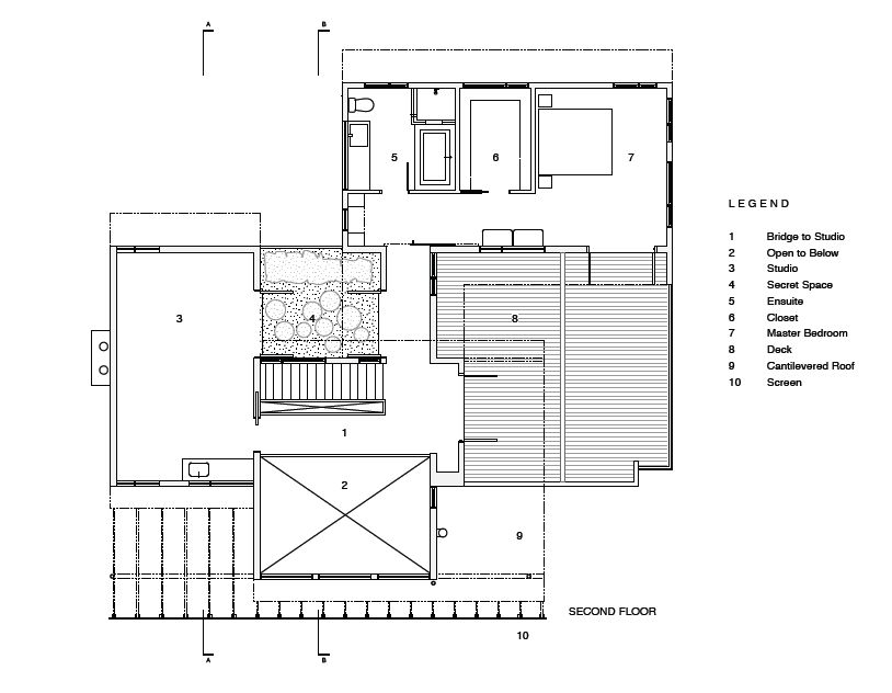 screen house :randy bens architect ~ housevariety