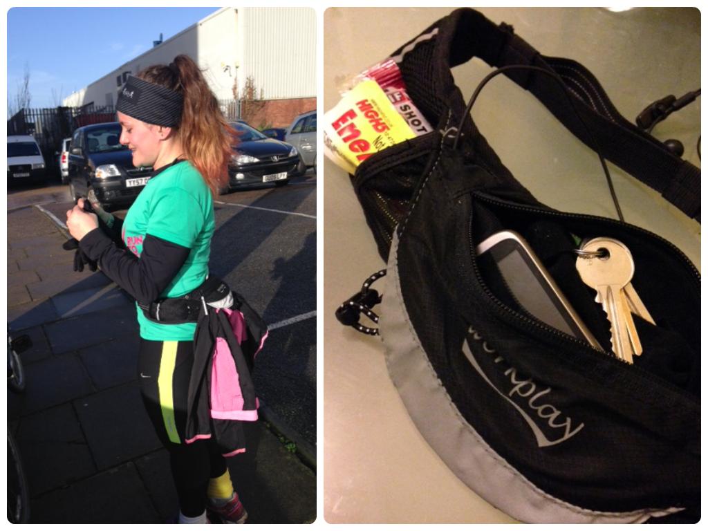 Workplay Bags FleetfootII running bag