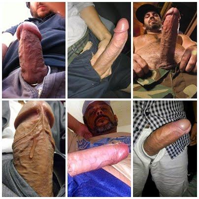 Fotos de machos tirando o pau pra fora