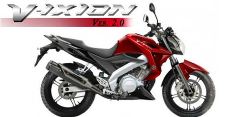 harga New V-Ixion mudah-mudahan tidak terlalu jauh dengan harga VIXION