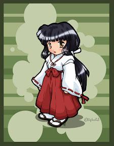 Inuyasha Chibi Kikyou