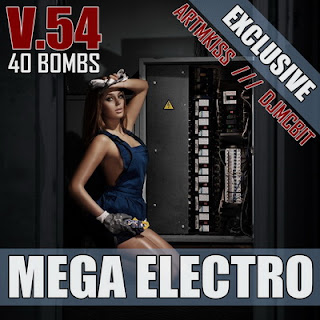 Download Mega Electro From DjmcBiT Vol.54  VA