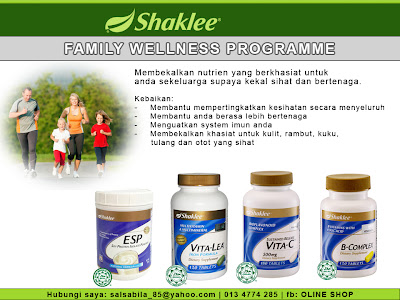 family wellness program