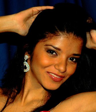 Miss World Bonaire 2012 winner Ana Maciel