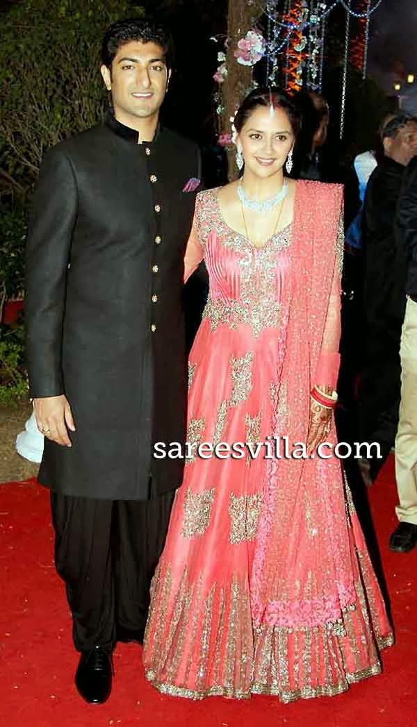 Ahana Deol and Varun Vora