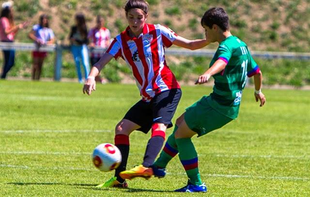 Empate sin goles entre Athletic y Levante en las semis de la Copa de la Reina