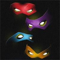 Tortugas Ninjas: Teaser posters individuales
