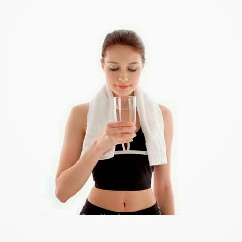 water fasting and exercise weight loss