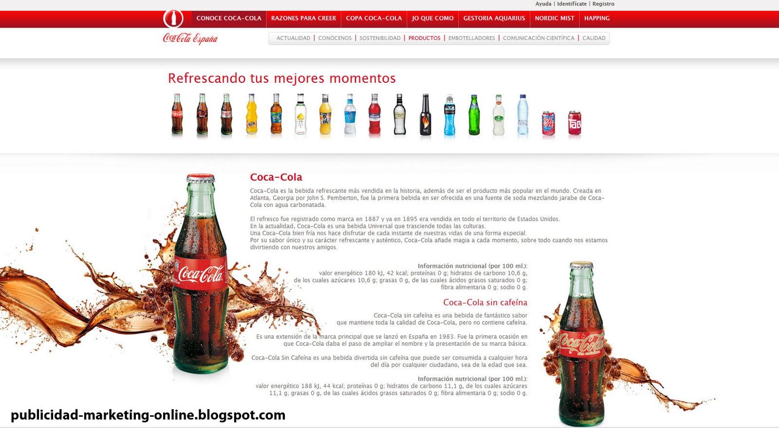 Introducción a la información publicitaria   Publicidad y marketing ...
