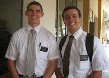 Elder Christian Lehr: Have questions about my beliefs? Click the picture