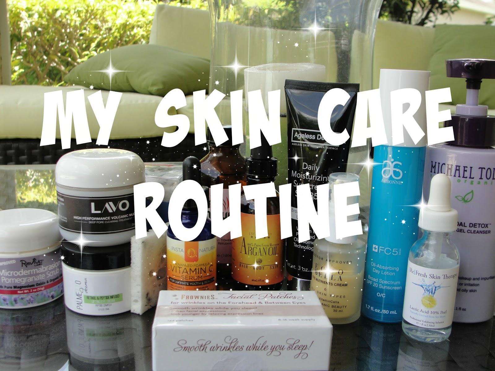 Secret To Healthy Glowing Skin