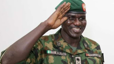 Group questions Chief of Army Staff, Buratai's non-inclusion in arms deal probe