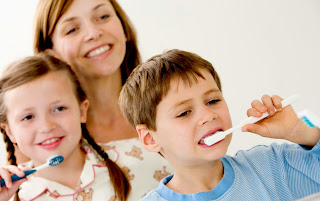 Permalink to How to Teach Healthy Teeth Care for Kids