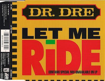 Dr. Dre – Let Me Ride (CDS) (1993) (FLAC + 320 kbps)