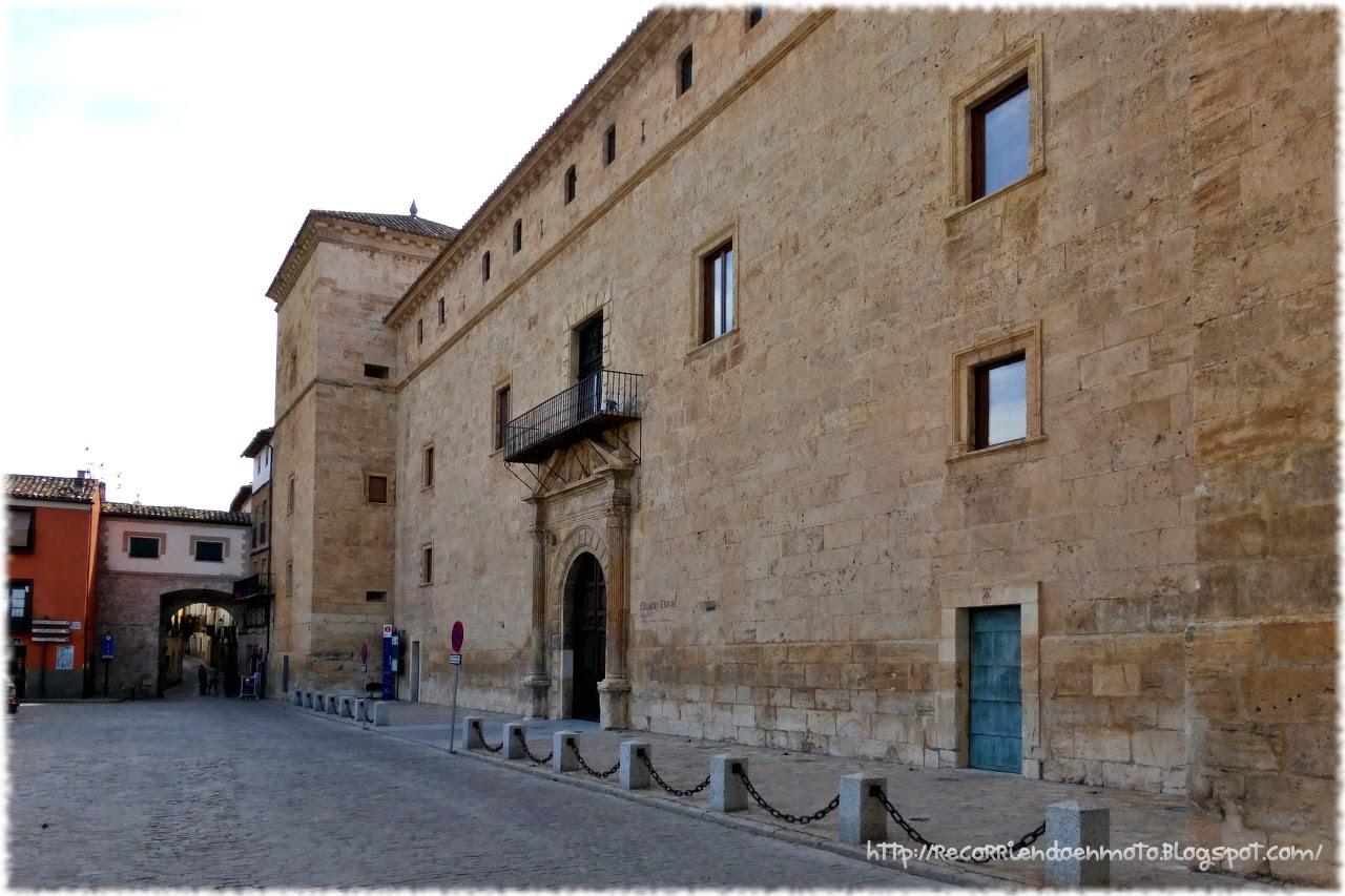 Palacio ducal Pastrana