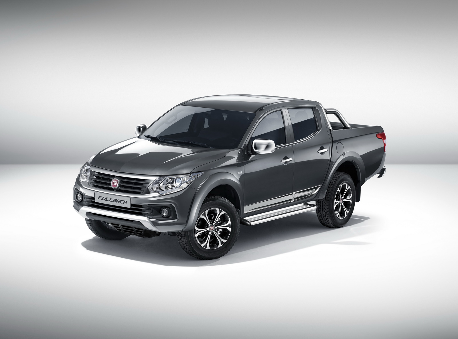 Fiat Unveils New Fullback Pickup Truck At The Dubai Motor Show Carscoops