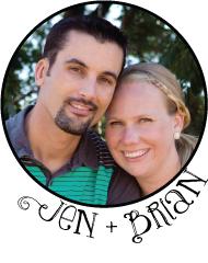 Brian + Jen