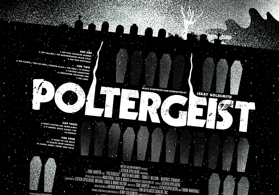 Poltergeist Vinyl - Undead Monday