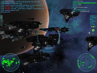 Vendetta Online обзор игры