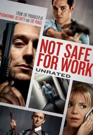 Công Việc Nguy Hiểm - Not Safe for Work (2014) Vietsub