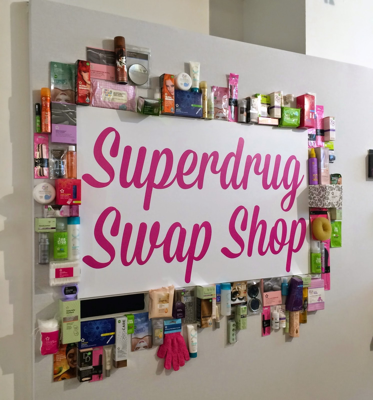 superdrug-press-event-2014-swap-shop