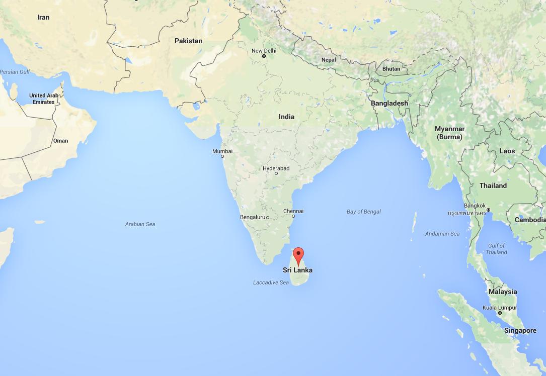Awesome Reasons To Visit Sri Lanka Travel Me Sri Lanka - Where is sri lanka