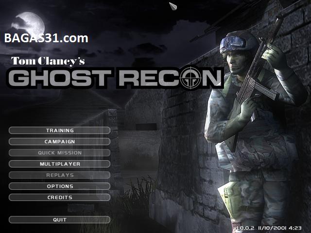 Ghost Recon RIP