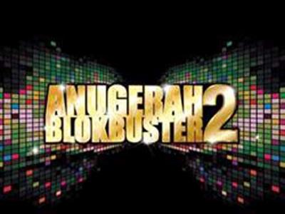 Malaysia, Hiburan, Artis Malaysia, Selebriti, Debaran, Anugerah Blockbuster 2, Bermula