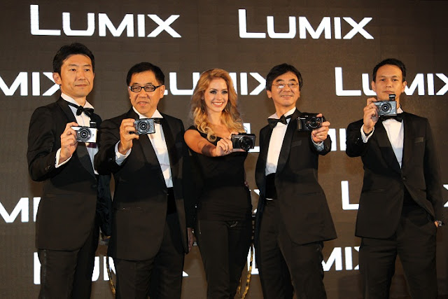 Panasonic Lumix GX1 Launch