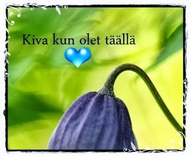 Kiitos Tansku ja Mummeli ♥♥