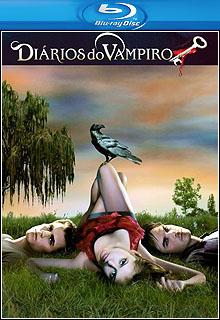 Série O Diário do Vampiro 1ª Temporada Completa BluRay 720p Dual Áudio