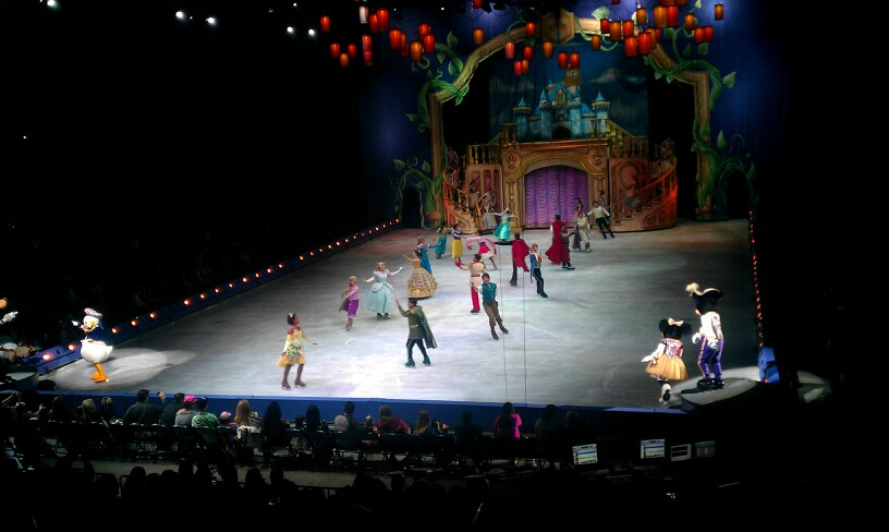 Moving On From The Drama Disney On Ice Presents Treasure