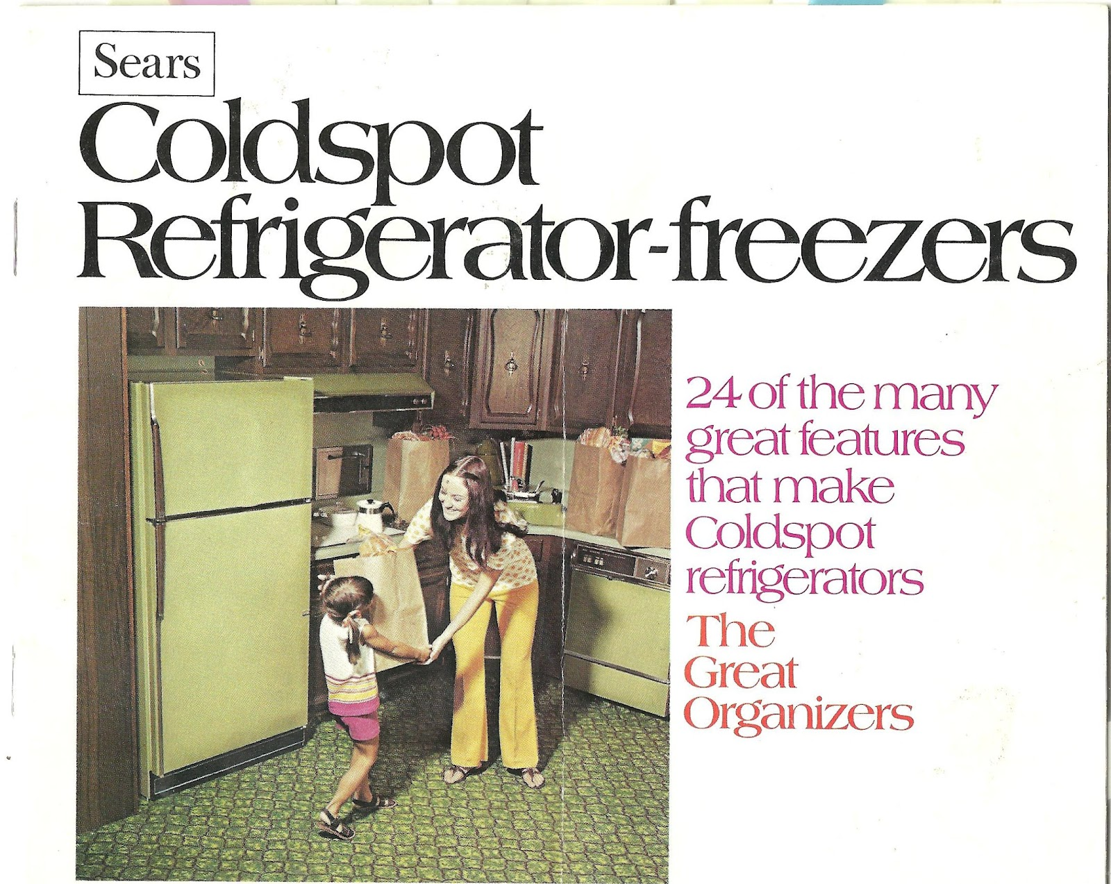 Bad and Ugly of Retro Food: A Refrigerator's Dirge.