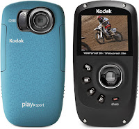 Kodak zx5 pocket camcorder for YouTube videos