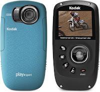 Kodak zx5 pocket camcorder for YouTube videos